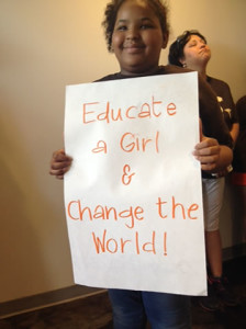 Educate a Girl & Change the World!